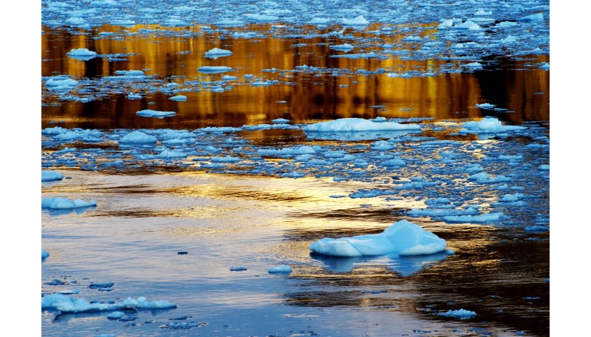 'The Noise of Ice: Antarctica' by Enzo Barracco -  Limited Edition 1/6, photo no. 4