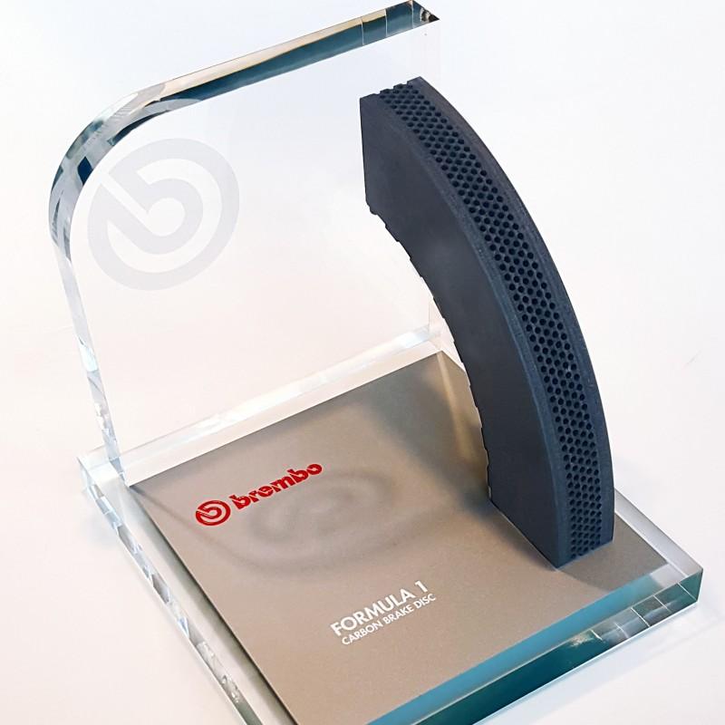 Brembo Formula 1 Carbon Trophy