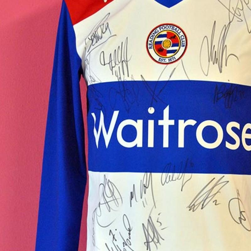 Puma Reading Football League 2012/2013 autographed shirt