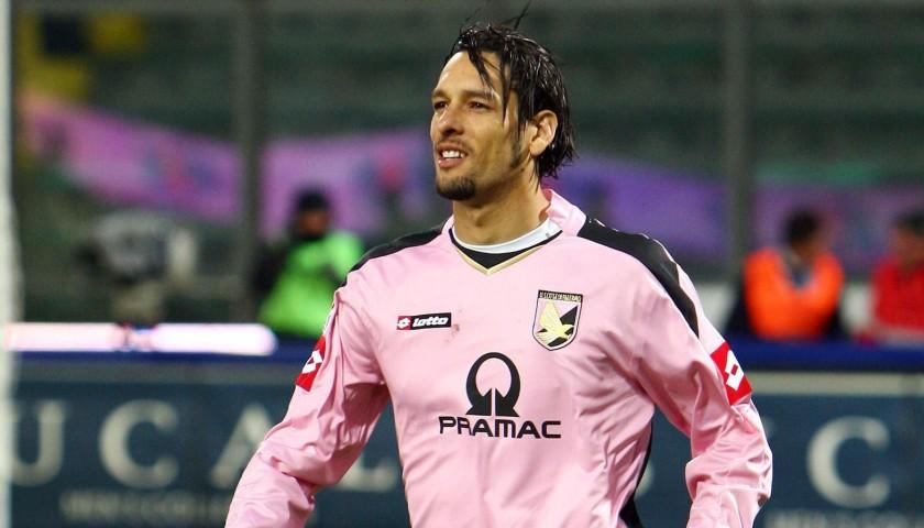Amauri's Match Shirt, Juventus-Palermo 2007