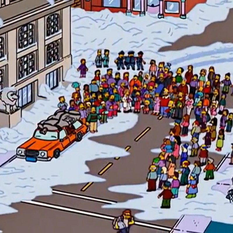 The Simpsons Original Script - 'Tis the Fifteenth Season