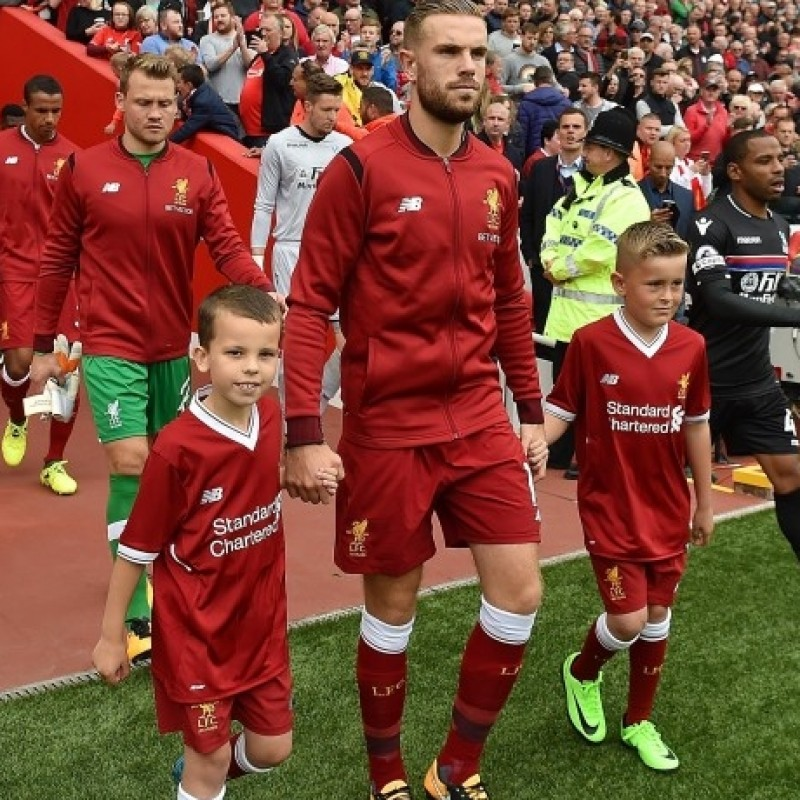 Liverpool FC Away Mascot Experience
