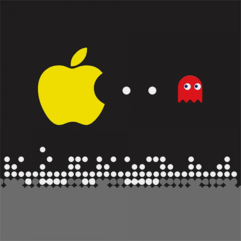 """""""Mac Man"""" by Tony Leone"""
