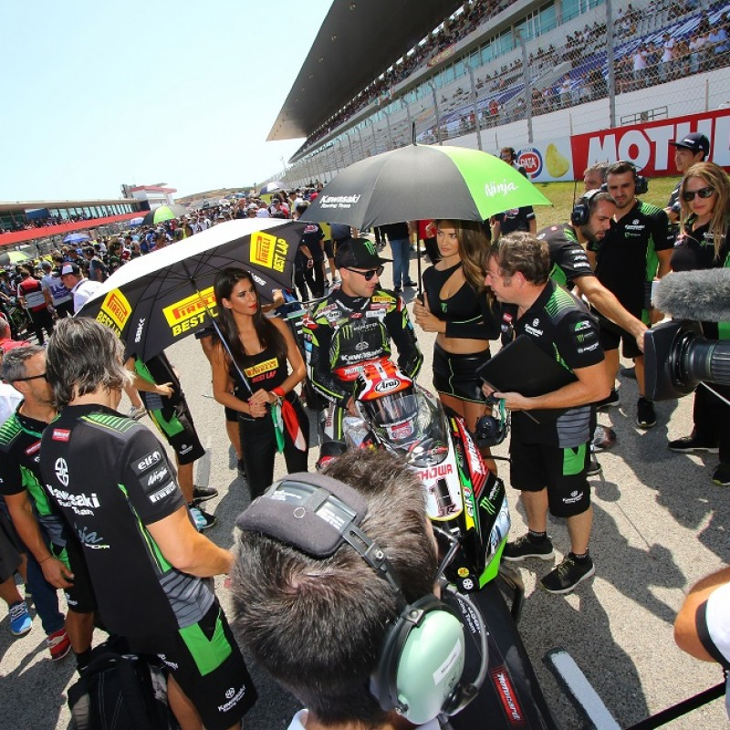 WorldSBK Behind the Scenes Experience