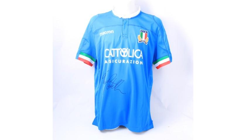 Castello's Official FIR Signed Shirt, 2018/19