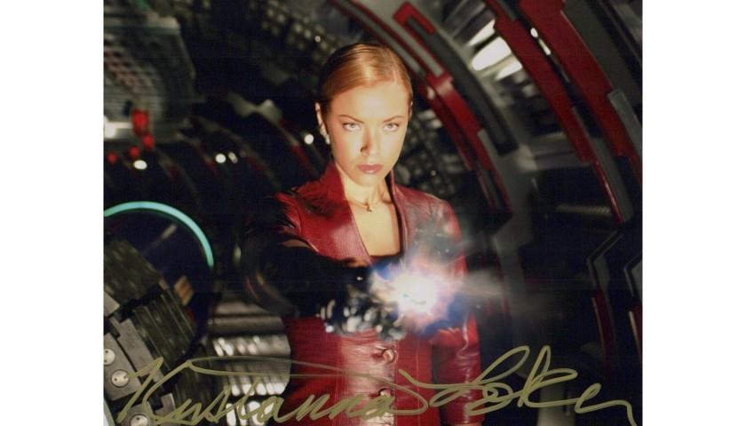 "Kristanna Loken Signed Photograph- ""Terminator 3"""