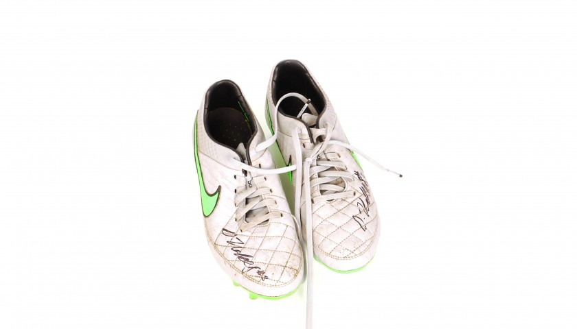 Da Autografate Calcio Demi Stokes Scarpe Charitystars ZiPXOku