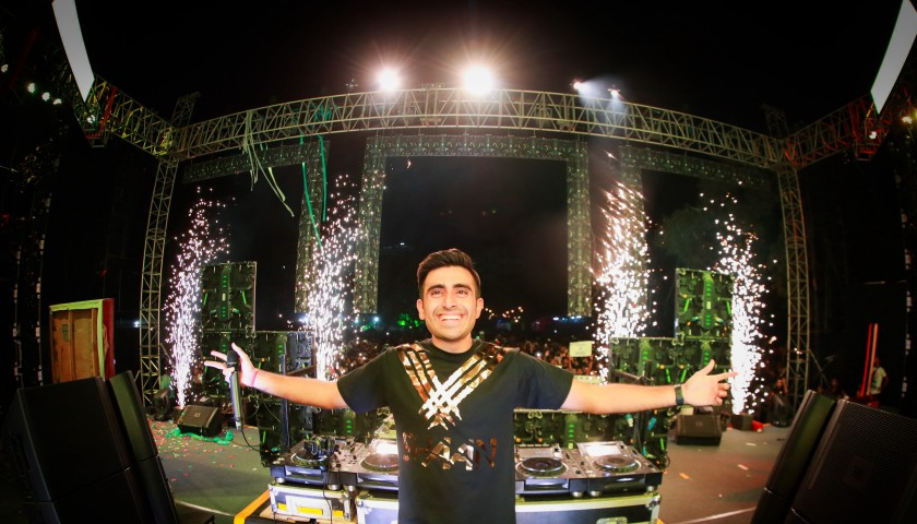 Virtual Private Concert by DJ Shaan