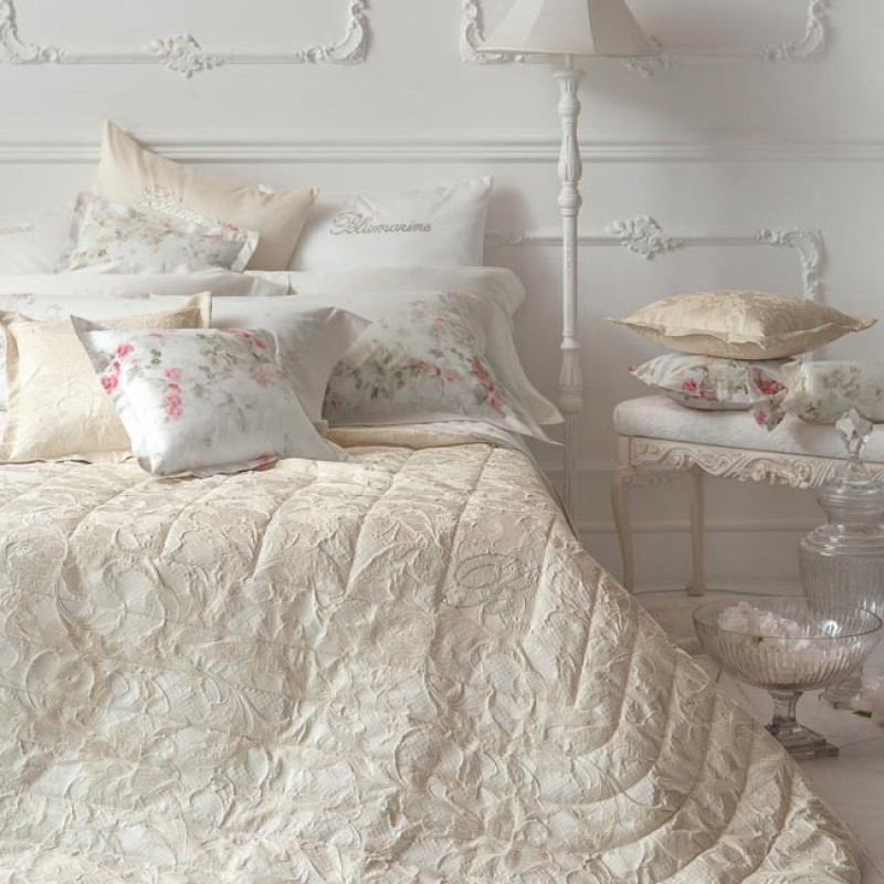 Lydia Blumarine Quilted Bedspread