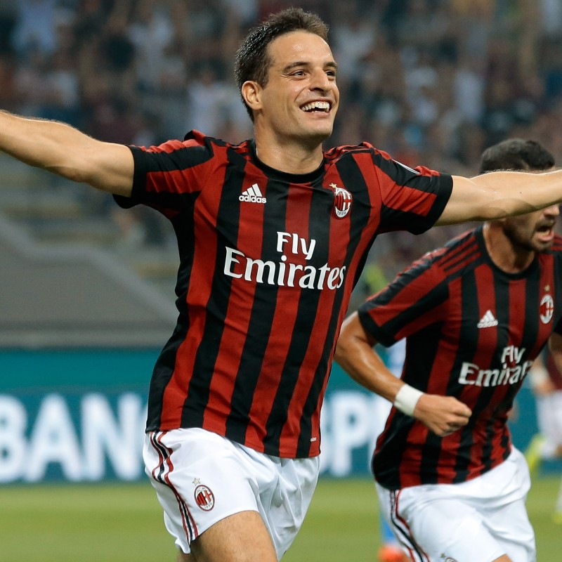 Bonaventura's Match-Issued/Signed Milan Shirt – 2017/2018 Serie A