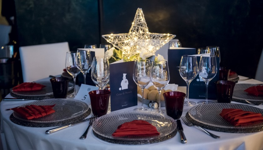 Partecipa alla Club House Christmas Party  dell'Udinese