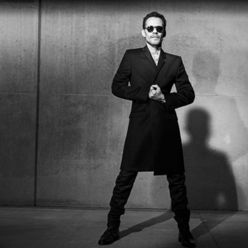 Meet Marc Anthony in December in San Juan, Puerto Rico!