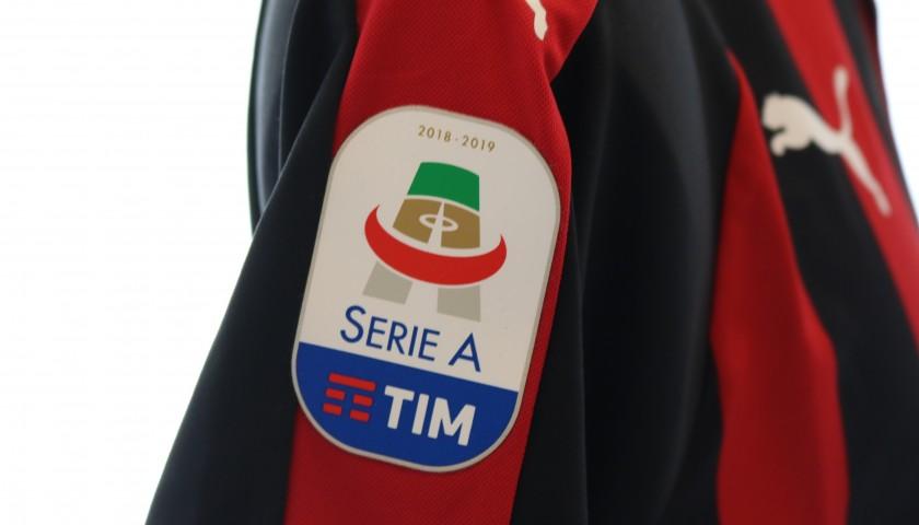 Paquetà's AC Milan Match Shirt, Serie A 2018/19