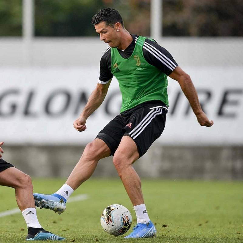 Scarpe Nike Mercurial - Autografate da Cristiano Ronaldo