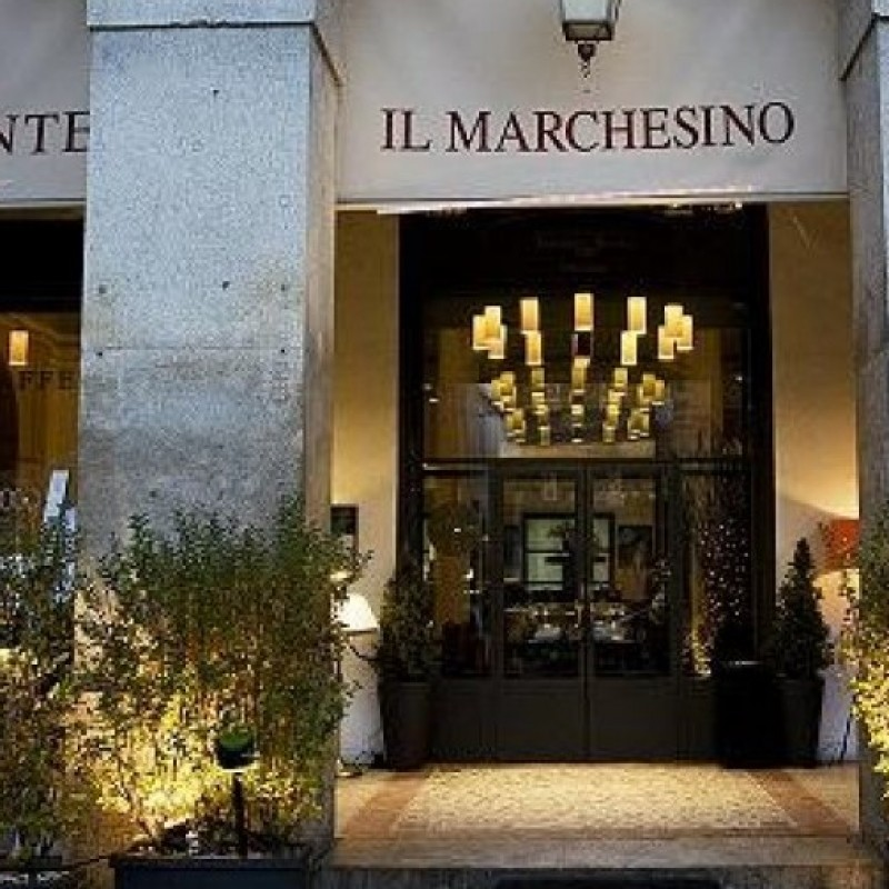 Lunch or Dinner for 2 people at RISTORANTE IL MARCHESINO c/o Scala di Milano