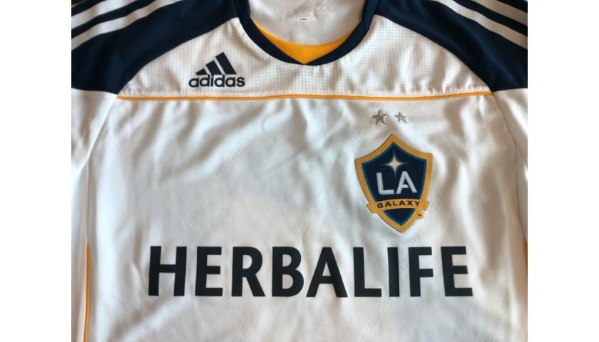 Donovan Match Worn LA Galaxy Shirt