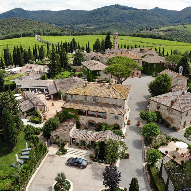 Two-Night Stay at Borgo San Felice in Siena, Italy