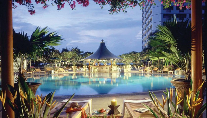 5-Night Suite Stay at a Fairmont Hotel in Singapore, China, Indonesia & Philippines