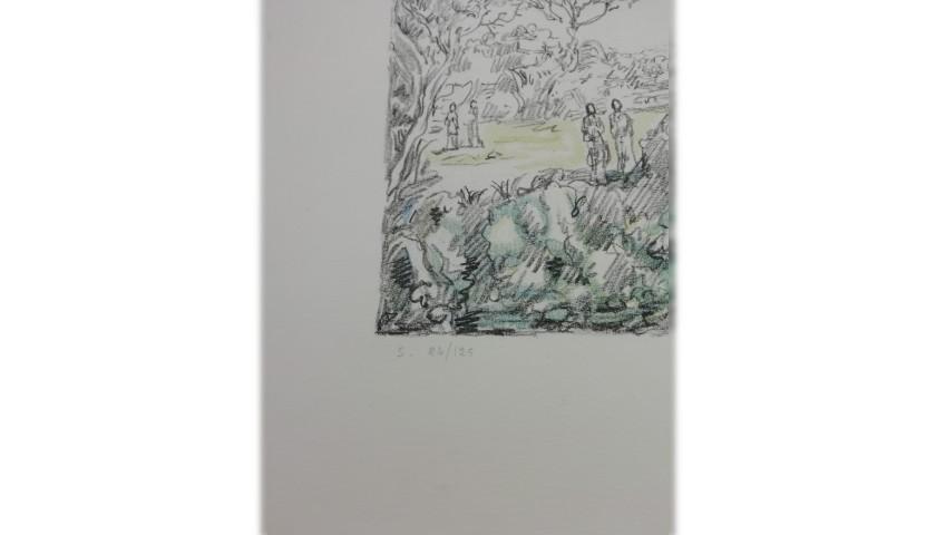 """""""Untitled"""" by Giorgio De Chirico"""