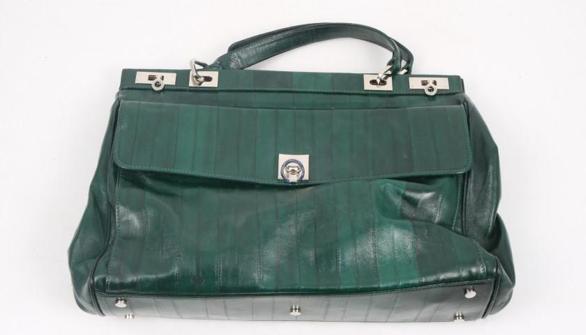 Green Trussardi Luxury Bag