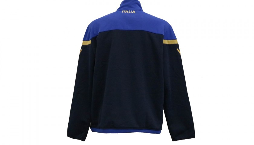 Alessandro Zanni's FIR Training Fleece