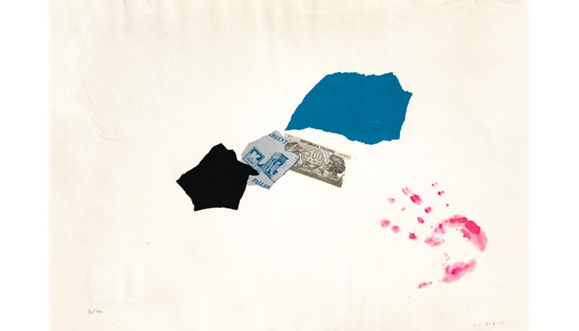 """Untitled"" by Giulio Turcato"