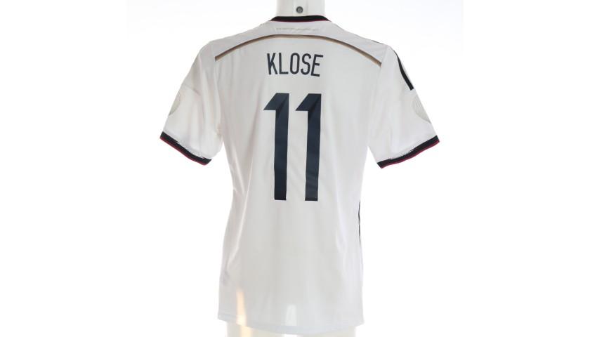 Klose's Germany Match Shirt, 2014