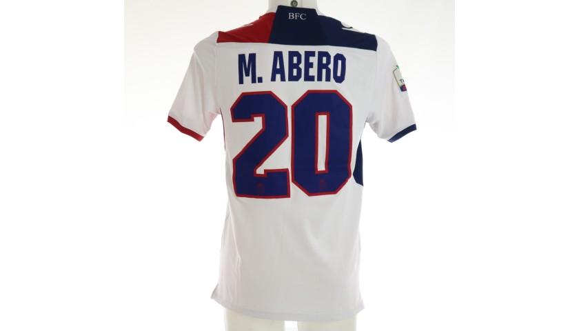 Abero's Match-Issued Shirt, Inter-Bologna 2013