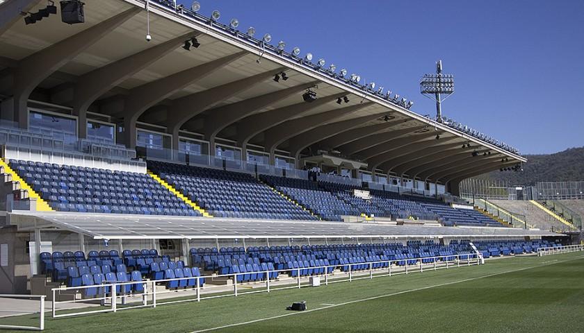 Vivi Atalanta-Sampdoria dagli Sky Box dello Stadio Atleti ...