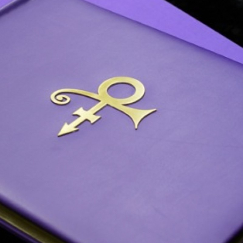 The 21 Nights Official Prince Book and iPod