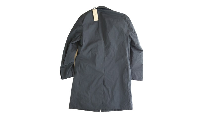 Gianluigi Donnarumma's Italy National Football Team Trench Coat