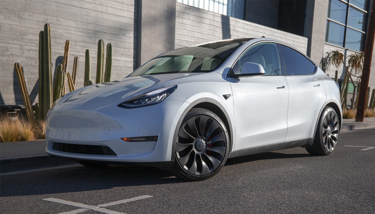 Win a 2022 Tesla Model  Y Performance and $10,000