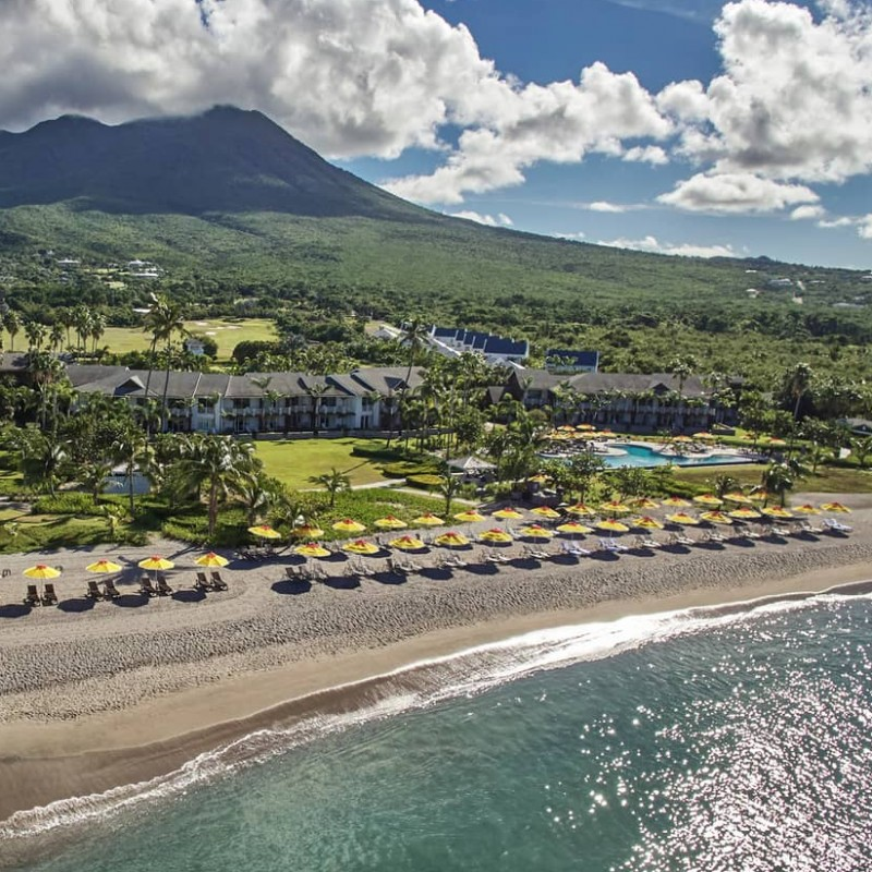 3 Nights at the Four Seasons Resort Nevis, Plus 100,000 American Airlines Miles
