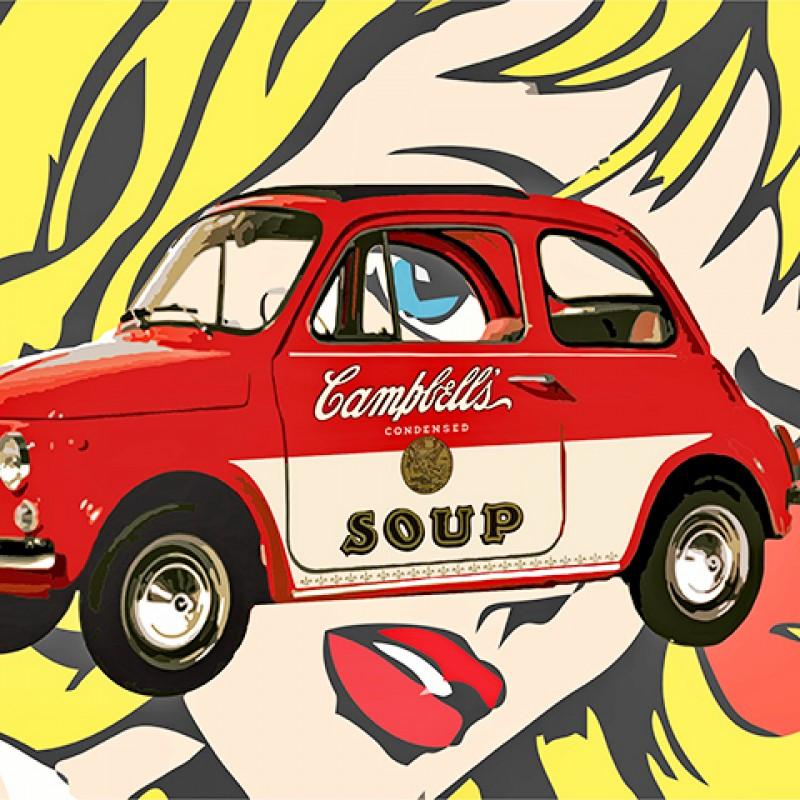 """""""Pop Car"""" by Tony Leone"""