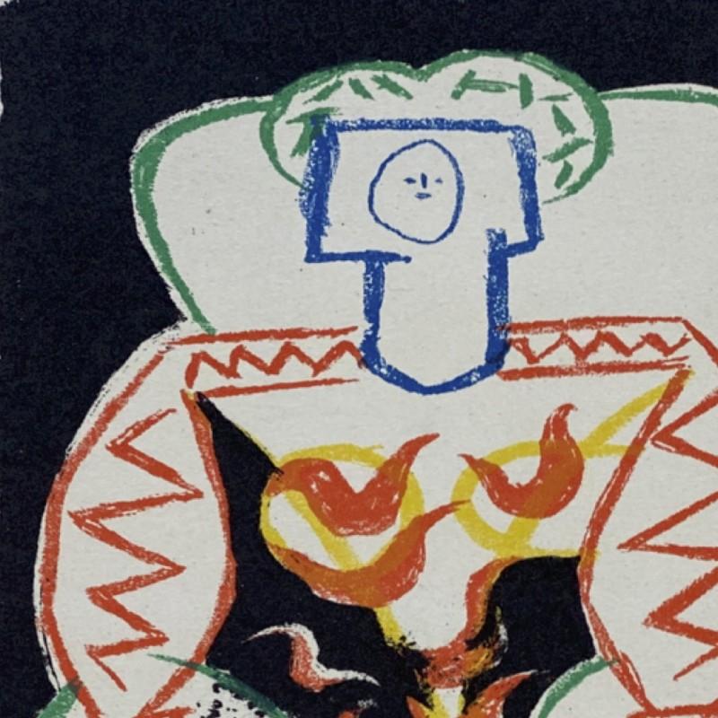 """""""Reine"""" by Pablo Picasso"""