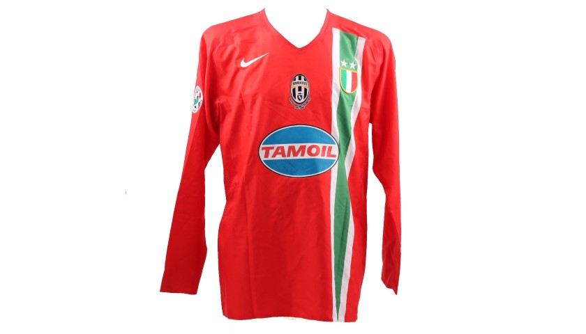 premium selection d2f10 79ab1 Olivera's Juventus Match-Issue/Worn Shirt, 2005/06 - CharityStars