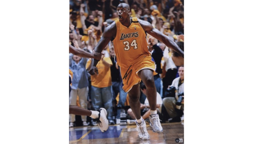 Shaquille O'Neal Signed Photograph