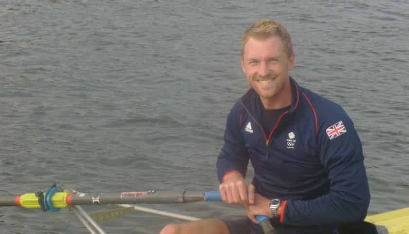 VIP Rowing Day Hosted by a GB Gold Medallist