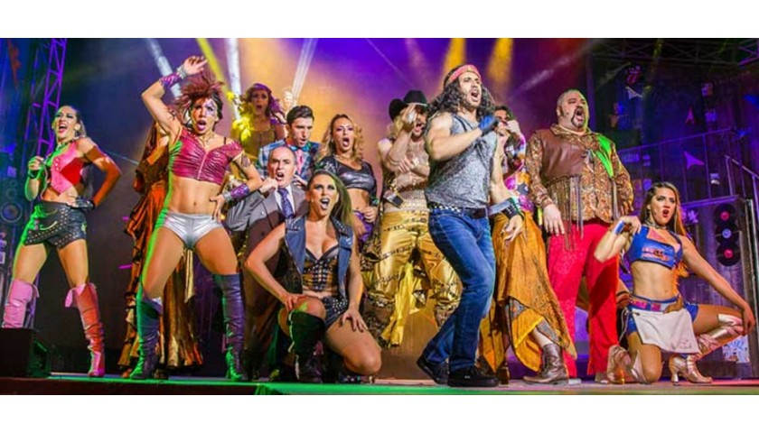 Enjoy a Walk on Role in the Premiere of Rock of Ages in Hollywood
