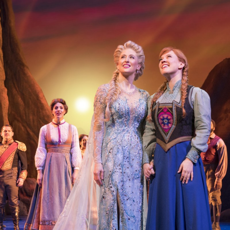 Meet Princess Elsa and Stay 3 Nights in NYC