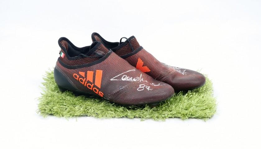 Serie Candreva Autografate Adidas 201718 Scarpe Indossate A xS7q80P