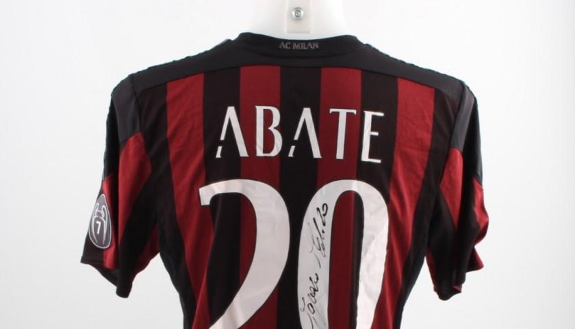 Seconda Maglia AC Milan IGNAZIO ABATE
