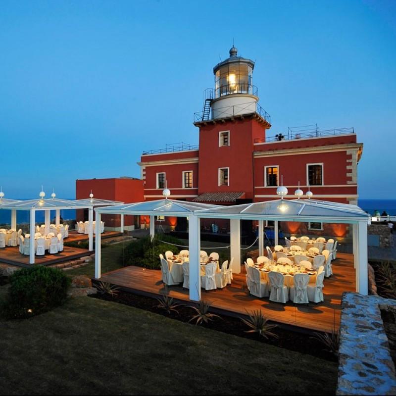 "Weekend at the ""Faro di Capo Spartivento"" Resort in Sardinia for 2"