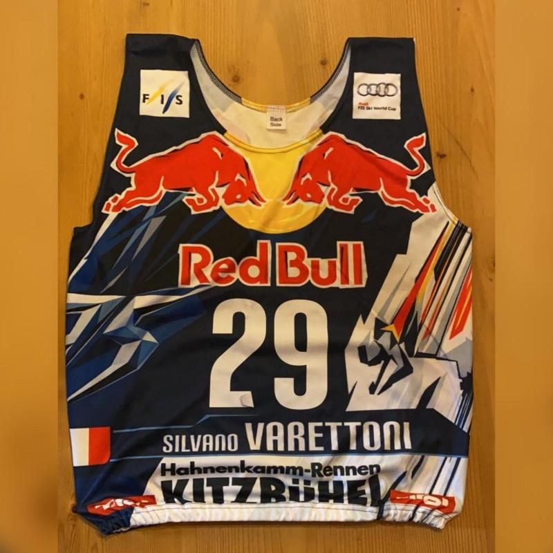 Silvano Varettoni's Kitzbuhel Ski Bib