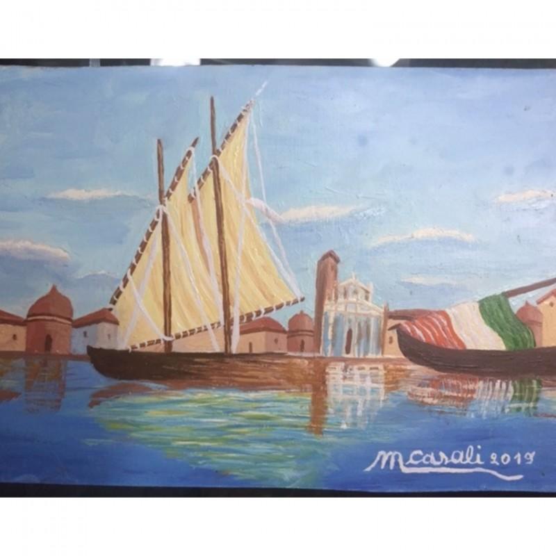 """Venezia"" by Casali Mosè, 2019"
