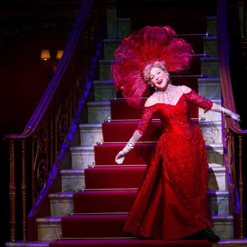 "Orchestra Seats to See Bette Midler in ""Hello, Dolly!"" on Jan. 11"