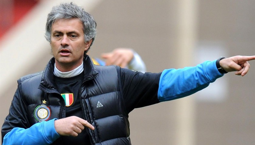 Image result for mourinho inter