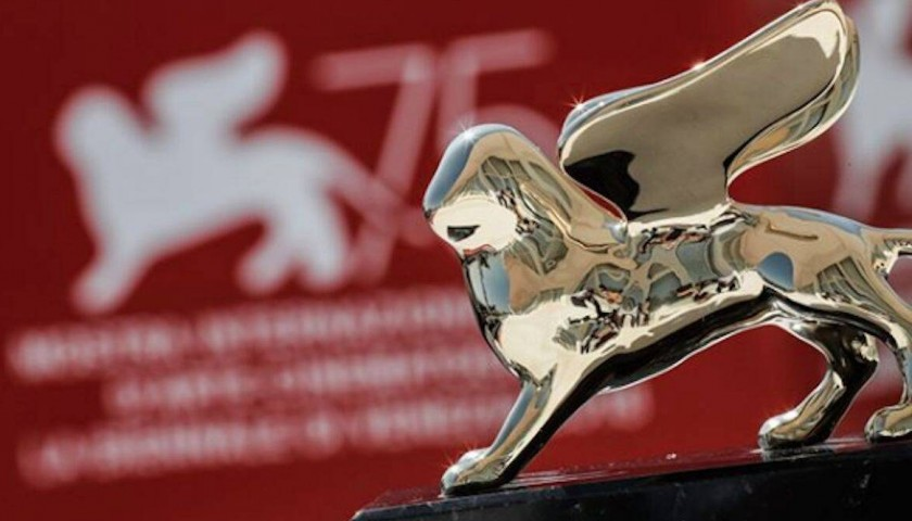 Attend the Awards Ceremony at Venice Film Festival 2020