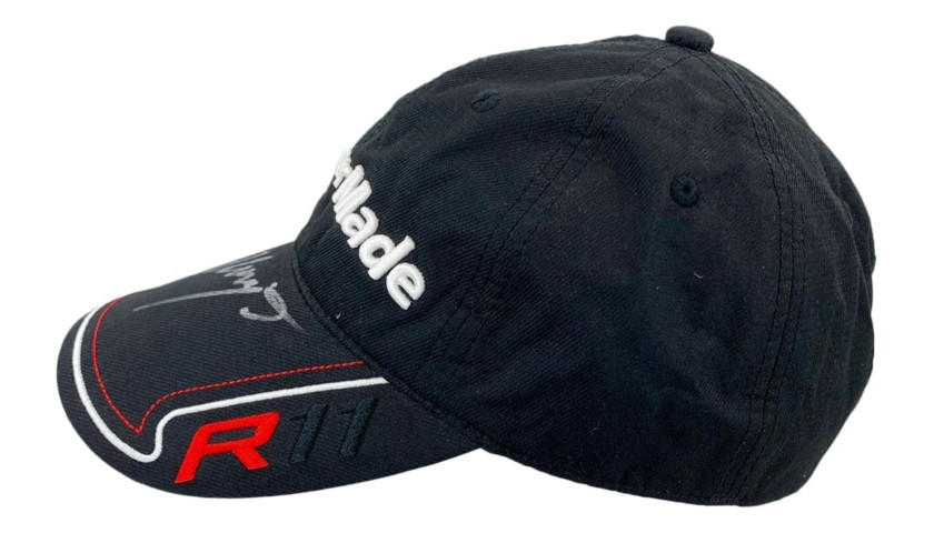 TaylorMade Cap Signed by Martin Kaymer
