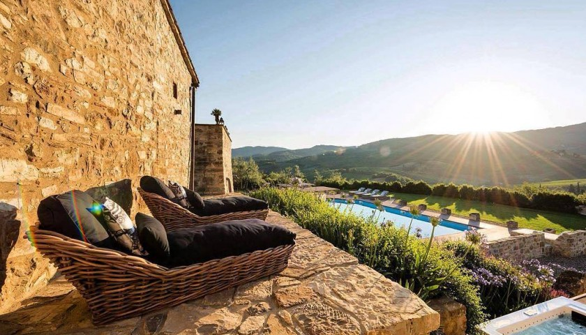 Enjoy a Stay at Vitigliano Tuscan Relais in Tuscany
